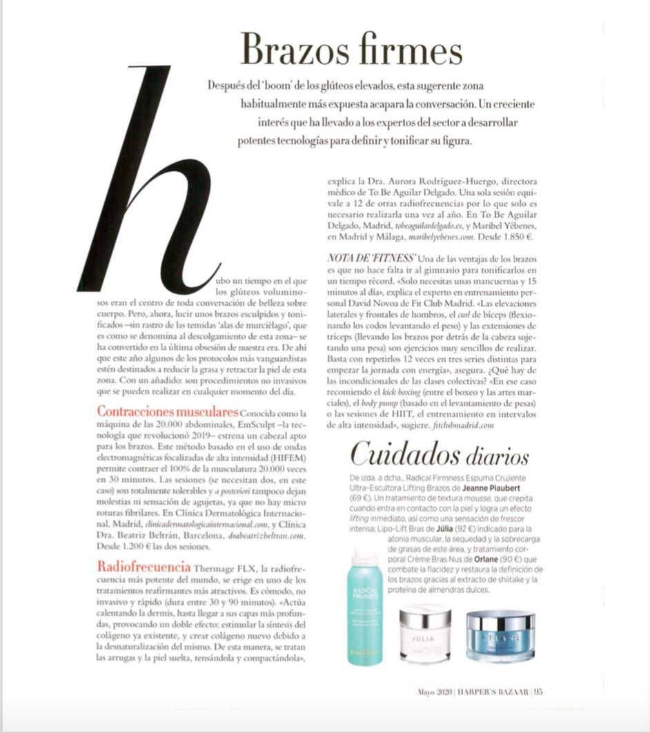 Harpers Bazaar